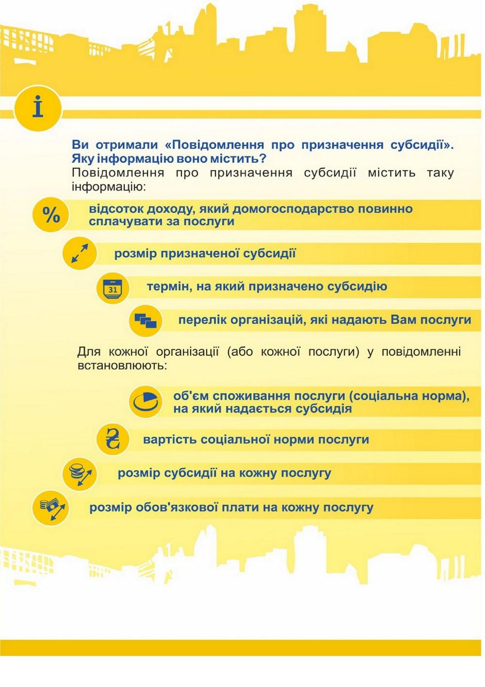 """Деякі актуальні питання щодо житлових субсидій 2_2 (Інформацію взято із сайту """"Інститут місцевого розвитку"""")"""